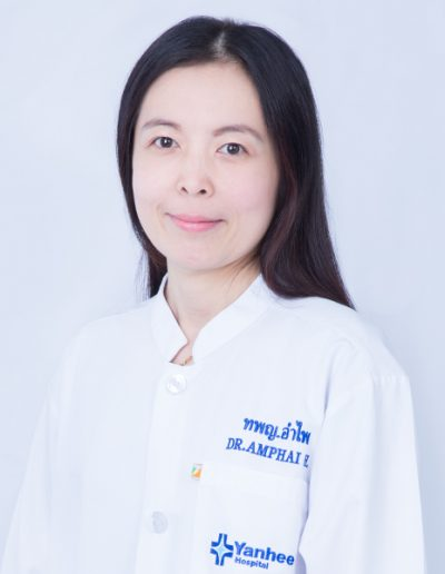 Dr. Amphai Hamasakwattanakul