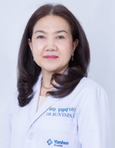 Dr. Bunyapa Jenviriyakul