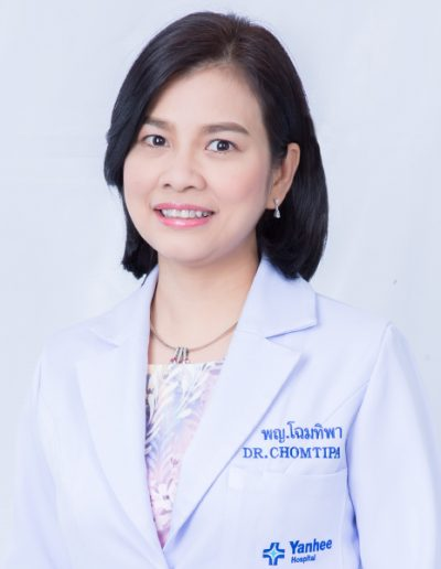 Dr. Chomtipa Pohboon
