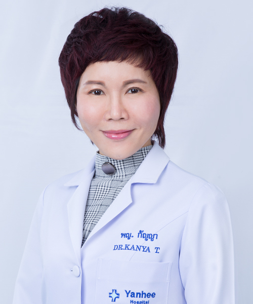 Dr. Kanya Techachokwiwat
