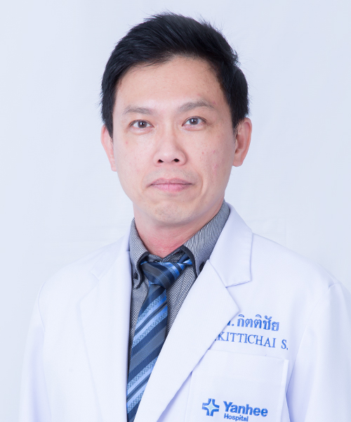 Dr. Kittichai Sipiyarak