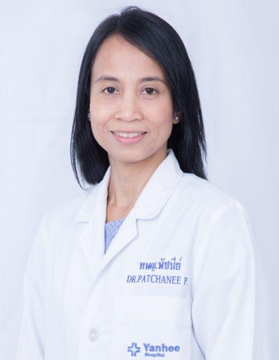 Dr. Patchanee Pongpeeya