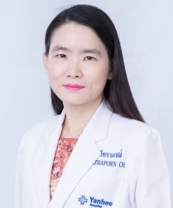 Dr. Patraporn Charoenkijtavee - Yanhee Hospital