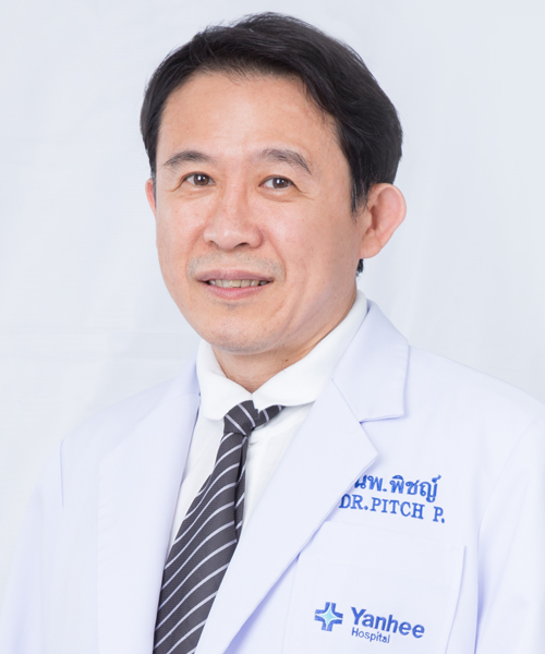 Dr. Pitch Paiboonkasemsutthi