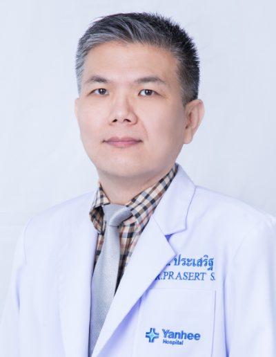 Dr. Prasert Seesillapachai - Yanhee Hospital