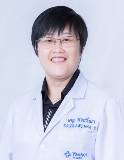 Dr. Praweena Pongpattanawut - Yanhee Hospital