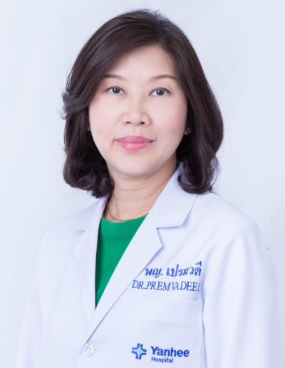 Dr. Premvadee Pisuttunasart - Yanhee Hospital