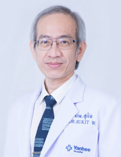 Dr. Sukit Warathamrong