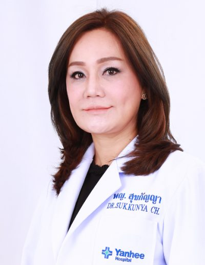 Dr. Sukkunya Chamnisith - Yanhee Hospital