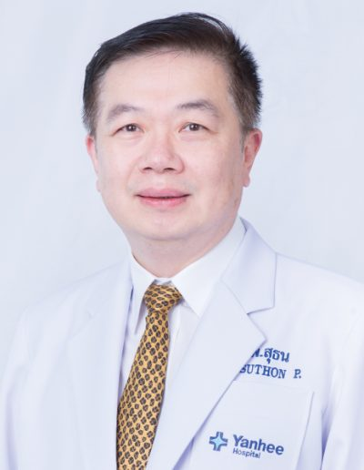 Dr. Suthonpisuthinat Yanhee