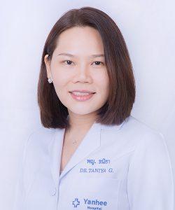 Dr. Taniya Gorvanich - Yanhee Hospital