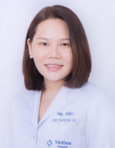 Dr. Taniya Gorvanich
