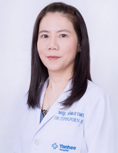 Dr. Tippaporn Rongrungruang - Yanhee Hospital