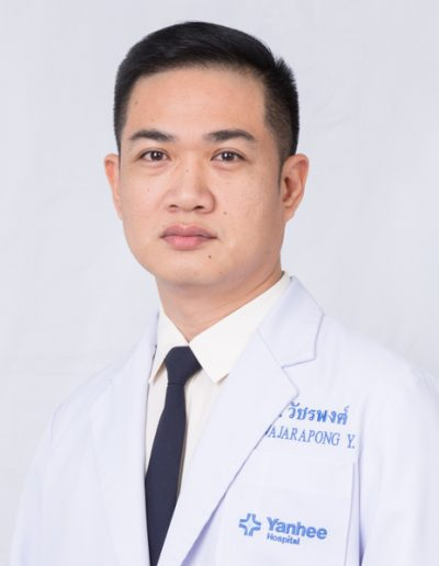 Dr. Wajarapong Yothathai