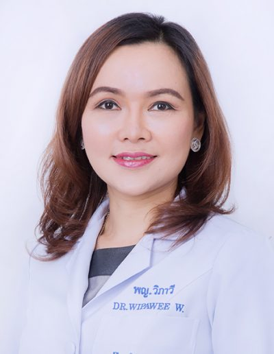 Dr. Wipawee Wittayavanichai