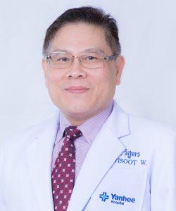 Dr. Wisoot Wongklahan - Yanhee Hospital