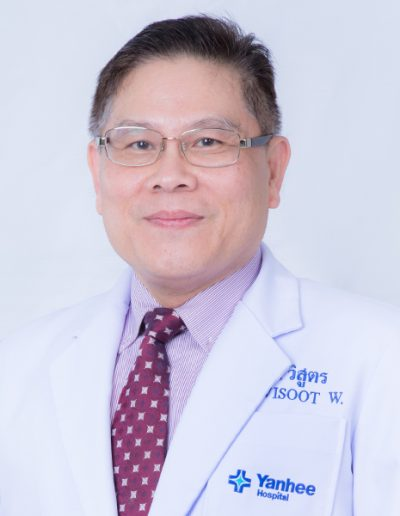 Dr. Wisoot Wongklahan