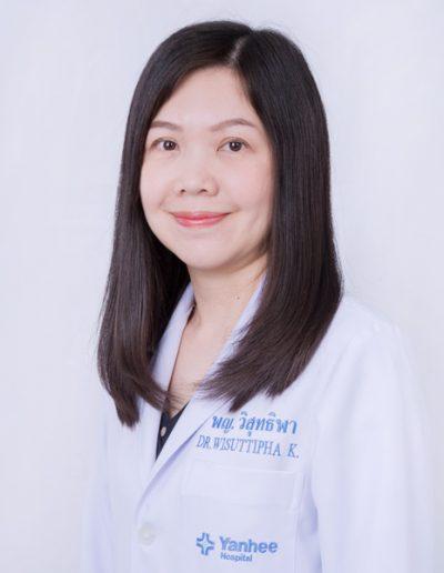 Dr. Wisuttipha Kunnarakthai - Yanhee Hospital